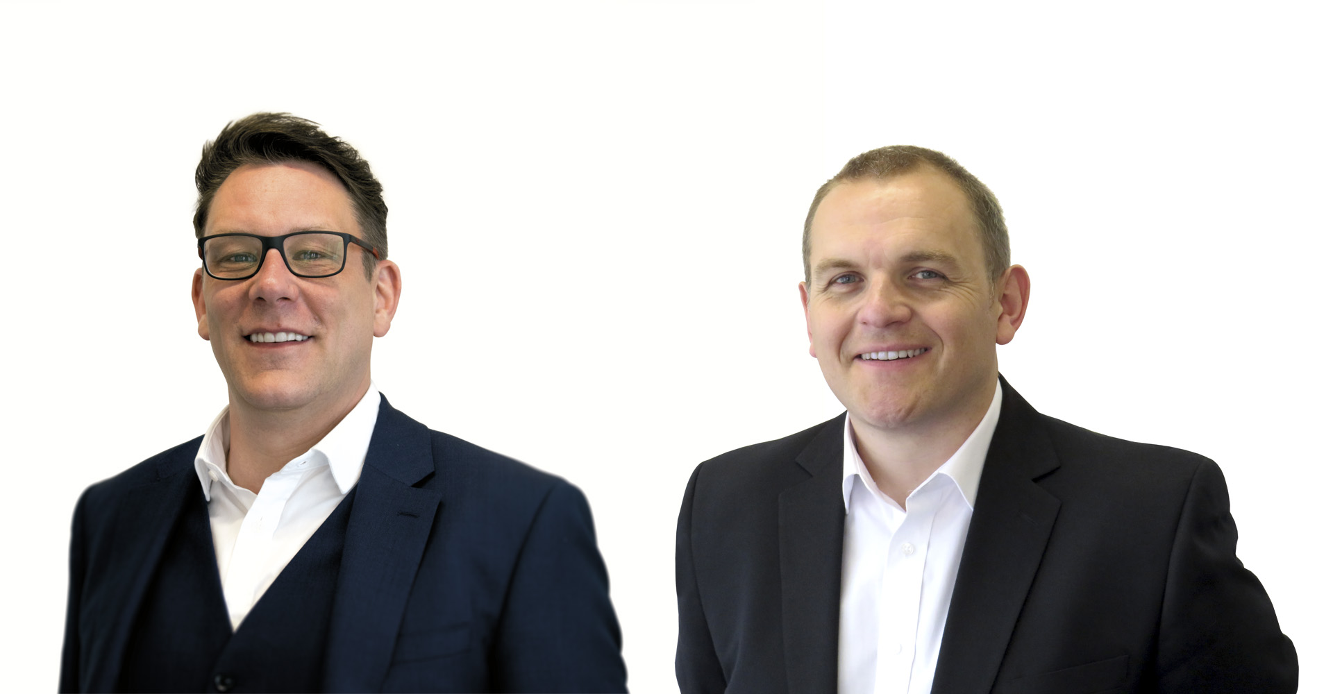 Peter Montague and Dougie Evans become Chartered Fellows