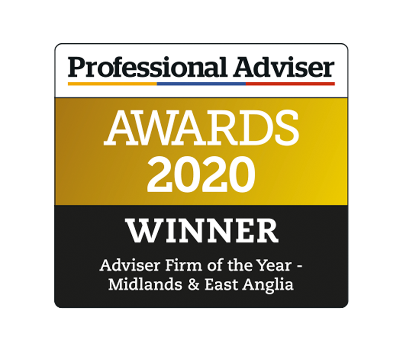 Winners ! Professional Adviser Awards 2020